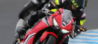 Find a motorcycle track day by date